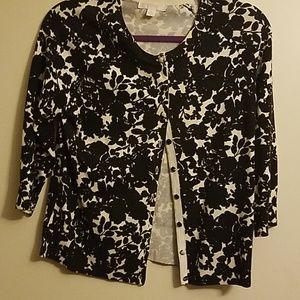 Banana Republic Sweaters - Black &white sweater